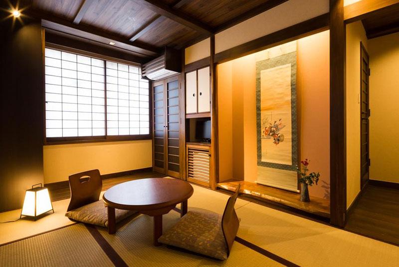 هتل های اقتصادی کیوتو
