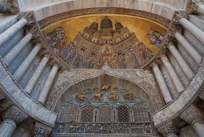 معماری بیزانس