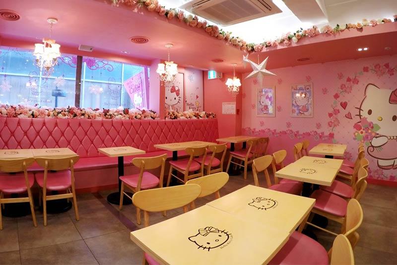 کافه های میونگ دونگ