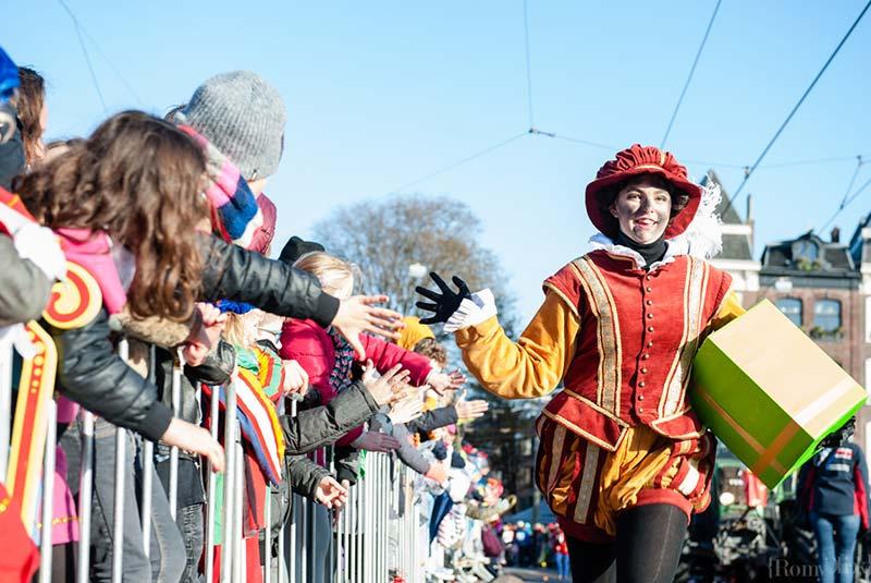 رژه سنت نیکلاس هلند