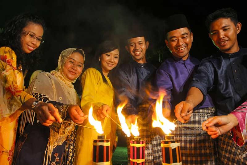 فستیوال هری رایا مالزی