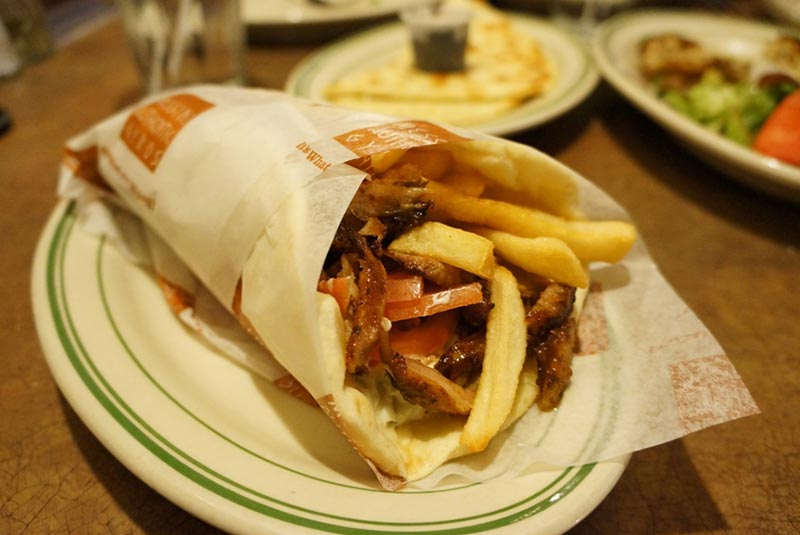 ساندویچ مسینی تورنتو