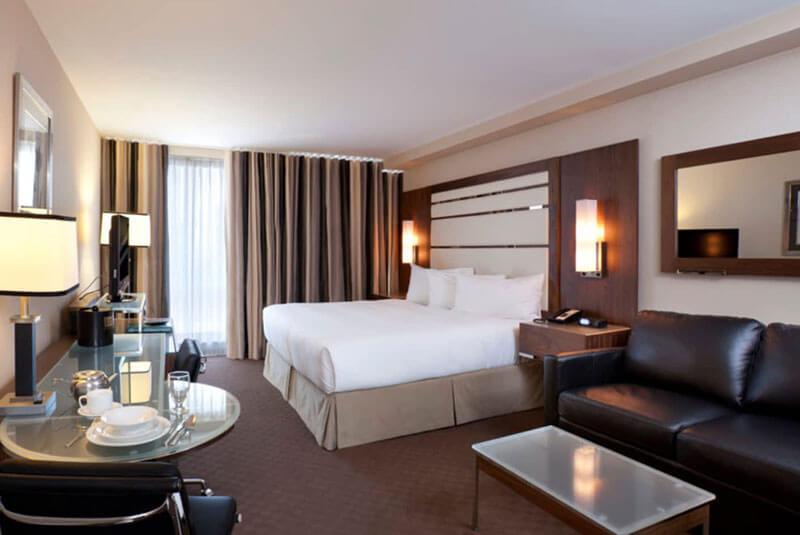 هتل لو کانتلی سوتز