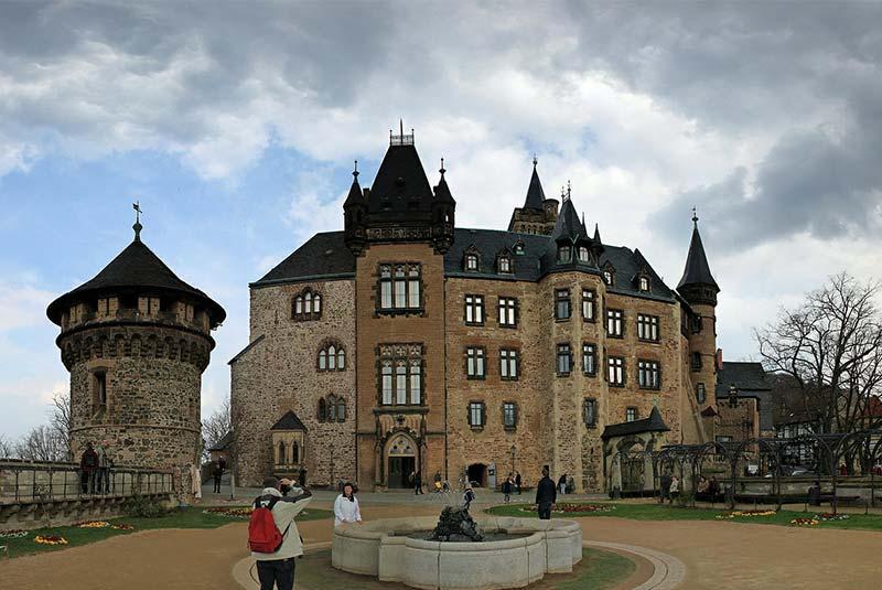قلعه ورنیگرود آلمان