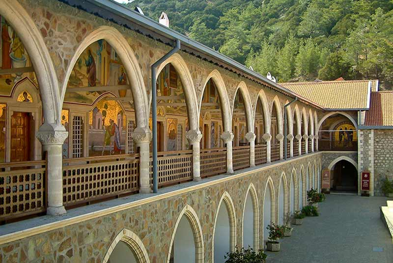 صومعه کیکوس قبرس