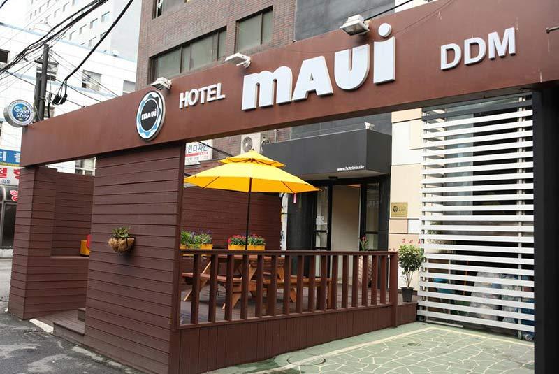 هتل مائوی سئول