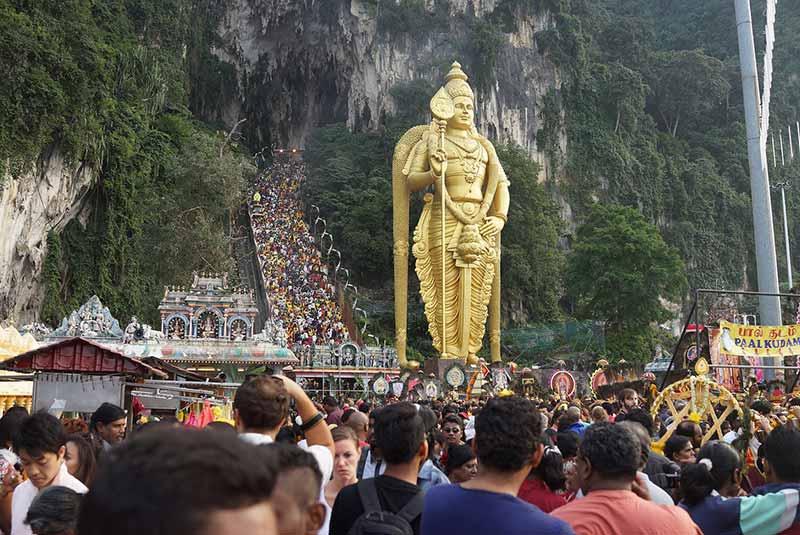 فستیوال تایپوسام مالزی