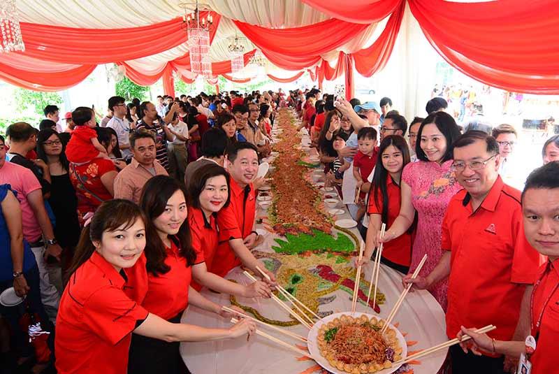 سال نو چینی مالزی