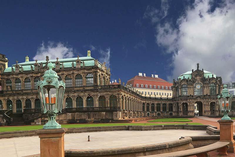 قلعه زوینگر آلمان