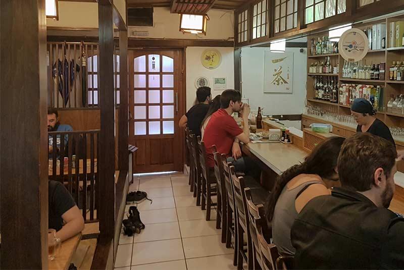 ایزاکایا ایسا - رستوران های سائوپائولو