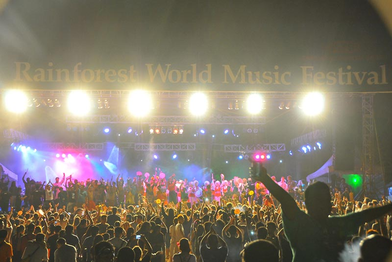 فستیوال موسیقی مالزی