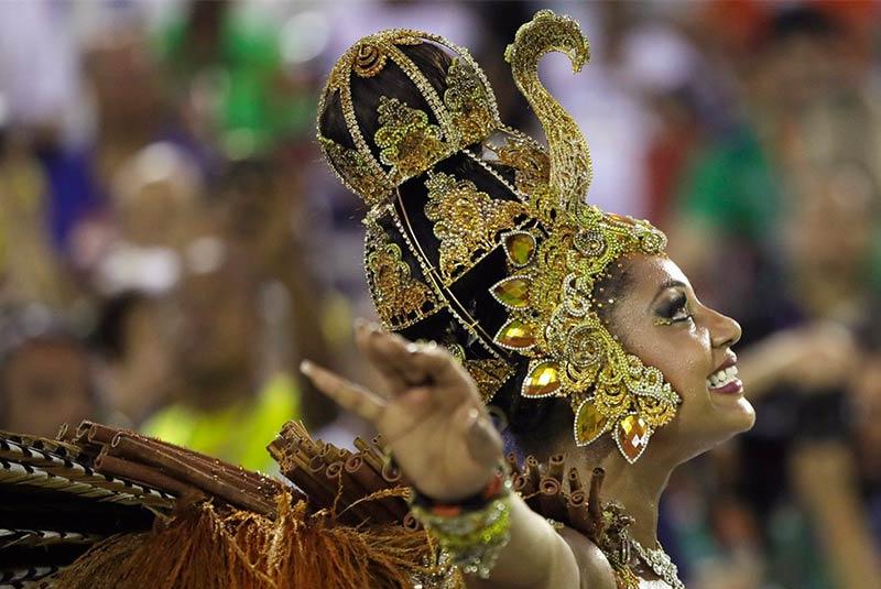 رقص سامبا