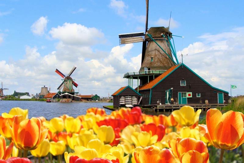 روز ملی آسیاب هلند