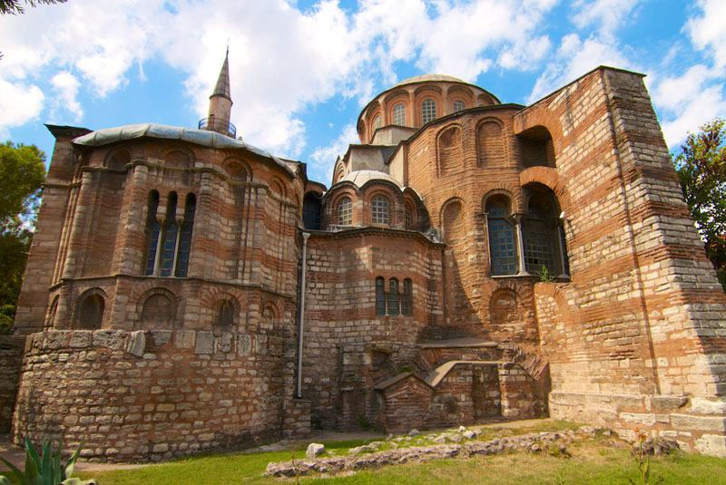 معماری بیزانسی