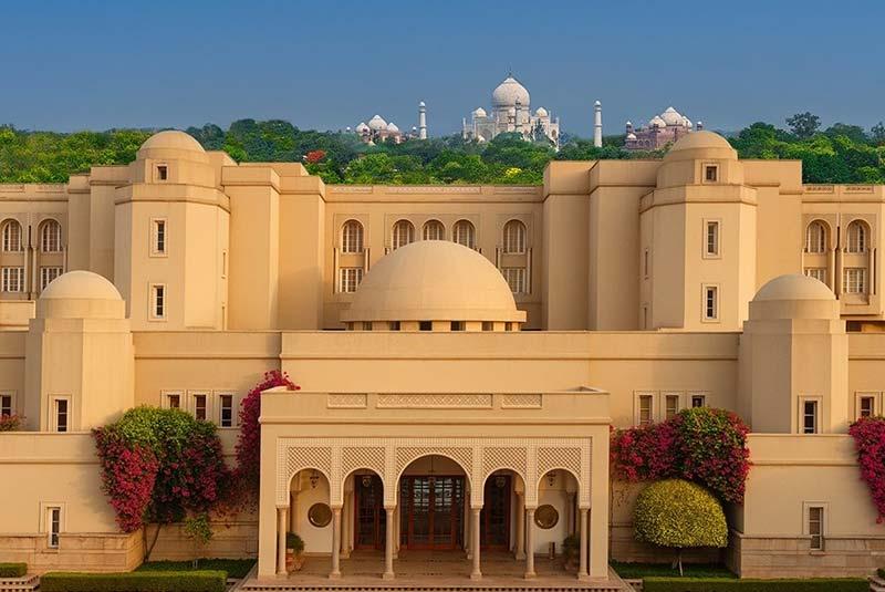 هتل اوبروی آمار ویلاس - هند