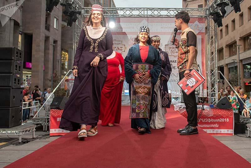 فستیوال تراز ارمنستان