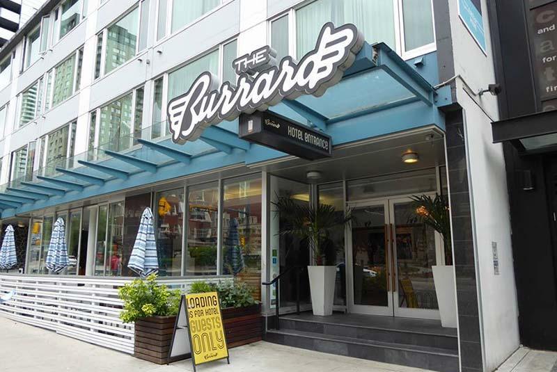 هتل بورارد ونکوور