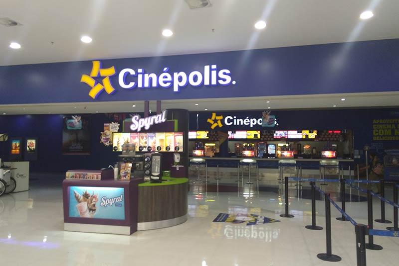 سینماهای ساسوپائولو