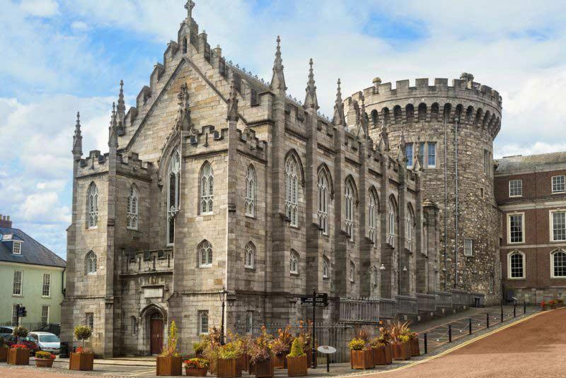 قلعه دوبلین ایرلند