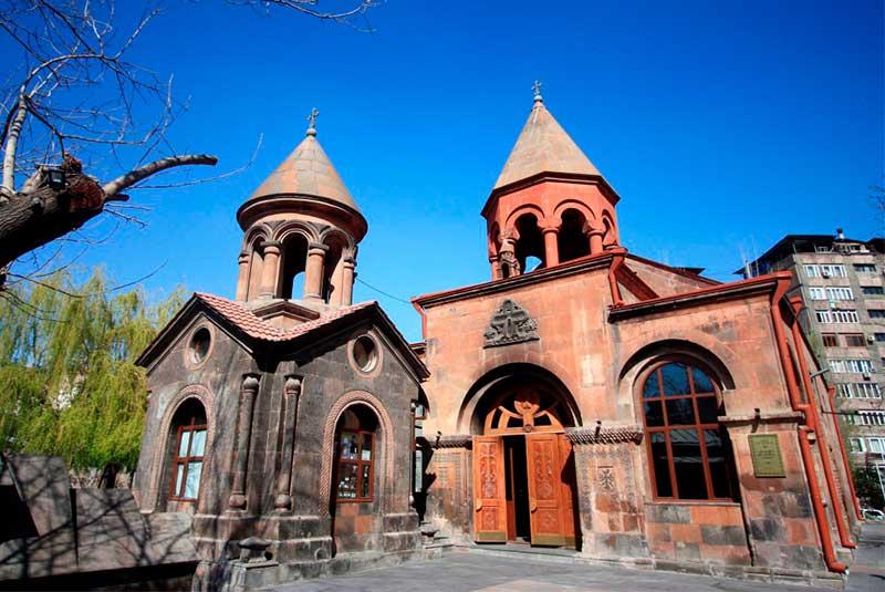 کلیسای زوراوور - ایروان