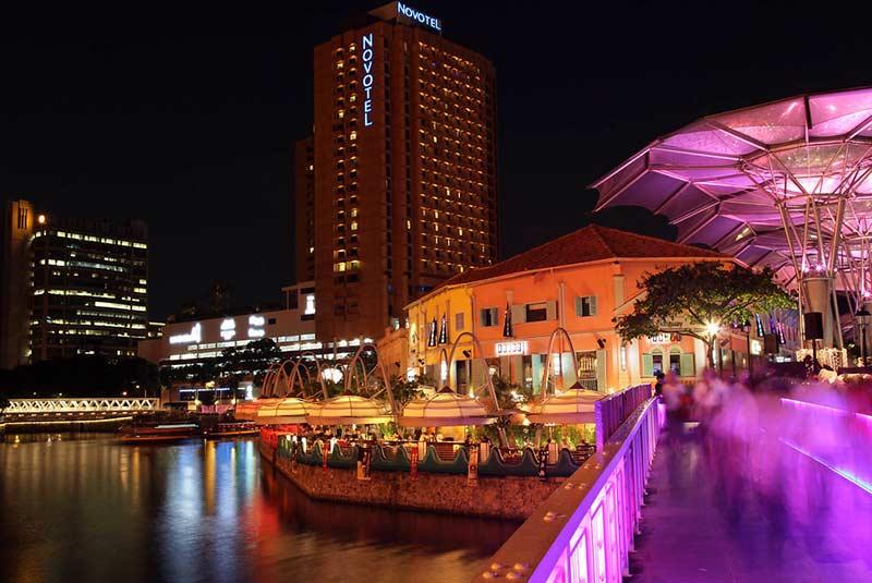 فستیوال رودخانه سنگاپور