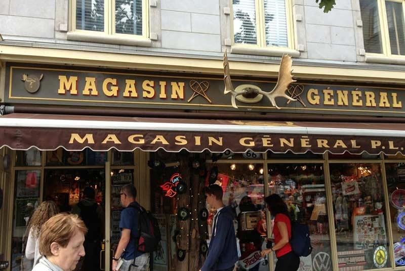 فروشگاه ماگاسان ژنرال کبک