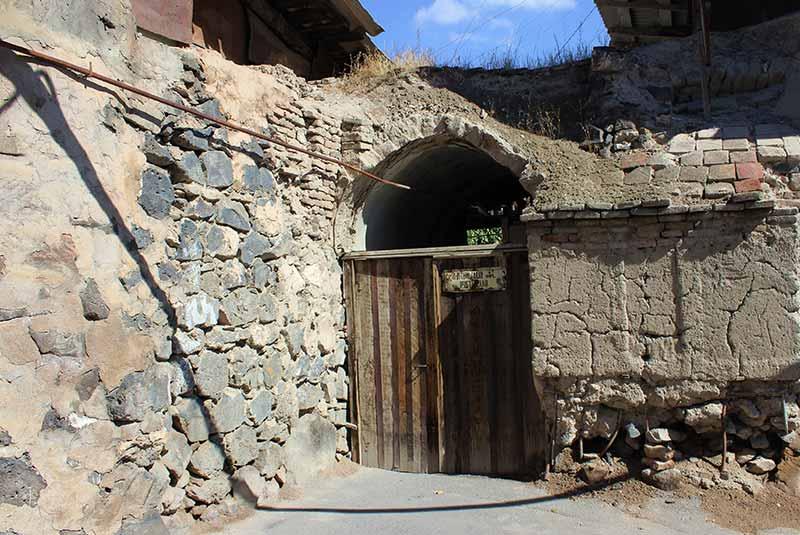 مسجد تپه باشی - ایروان