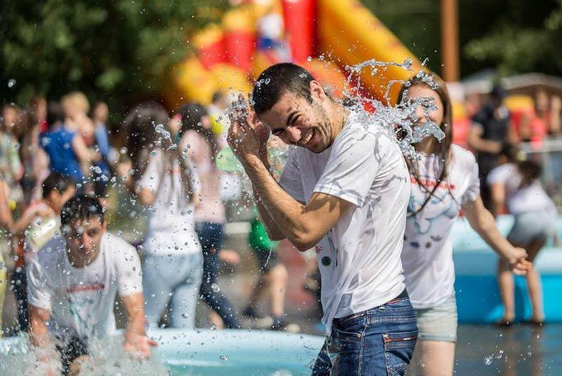 فستیوال ورداور - ارمنستان