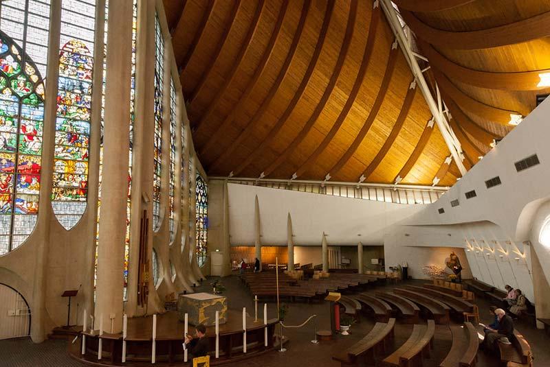 کلیسای ژاندارک - روان نرماندی