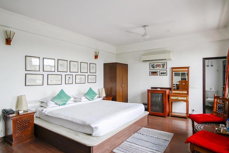 هتل شانتی هوم - دهلی