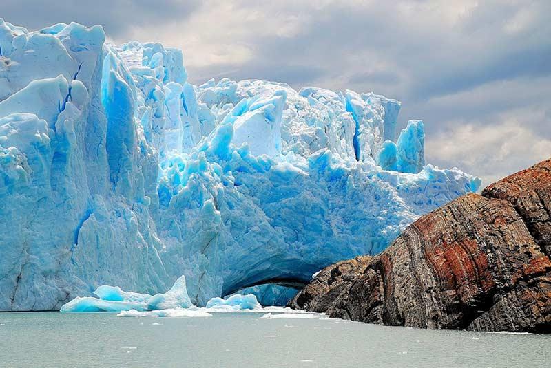 یخچال طبیعی پریتو مورنو - آرژانتین