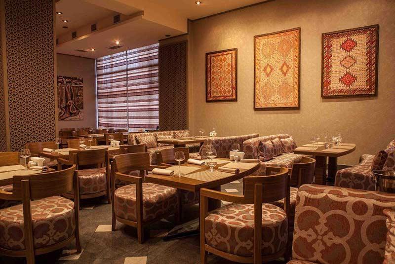 رستوران آواز - باکو