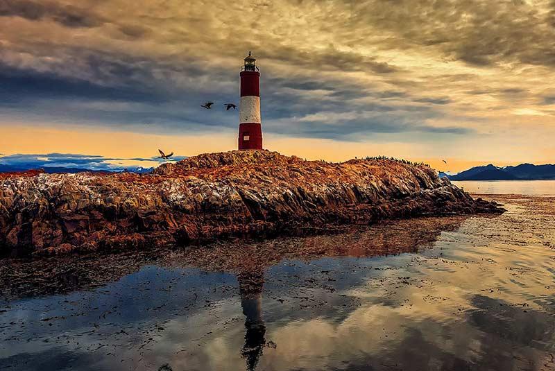 فانوس دریایی آخر دنیا - آرژانتین