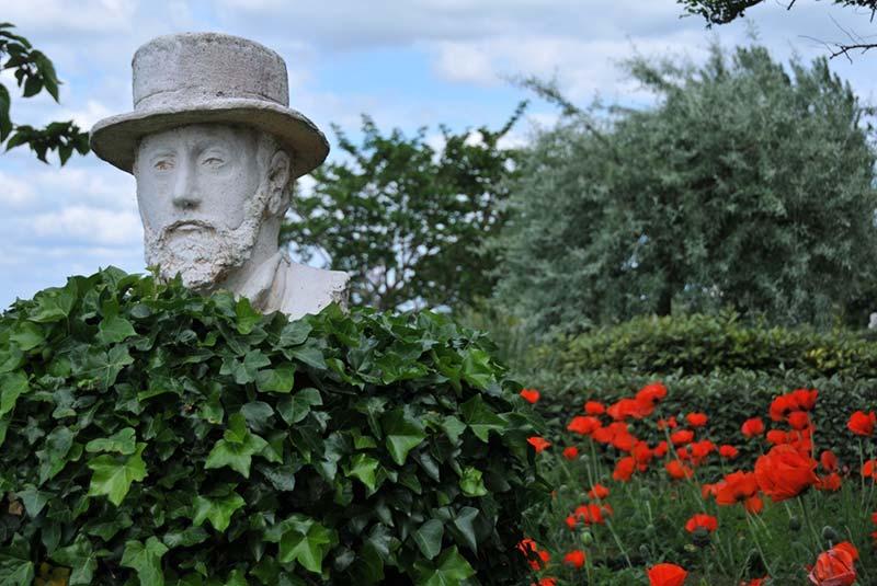 باغ شخصیت ها اونفلور