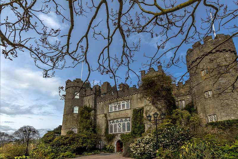 قلعه مالاهاید ایرلند