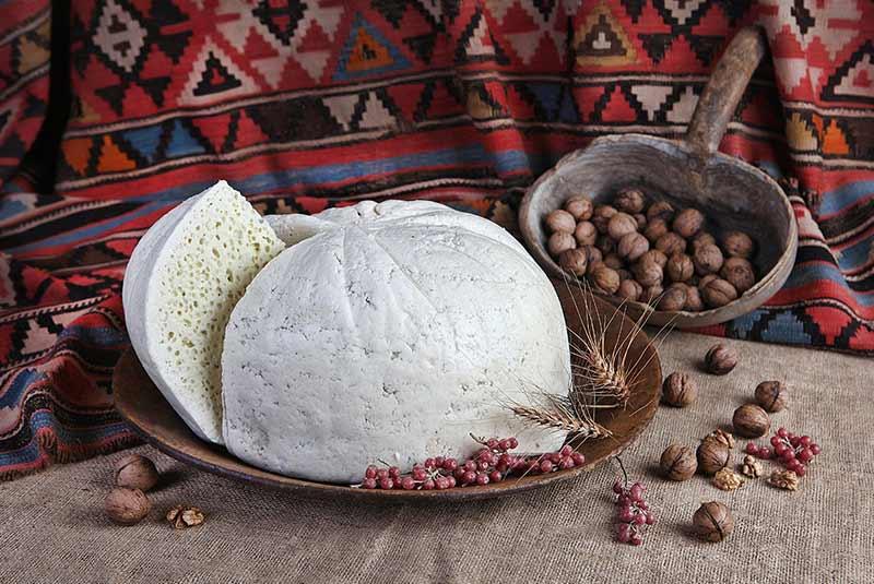 فستیوال پنیر توشتی - گرجستان