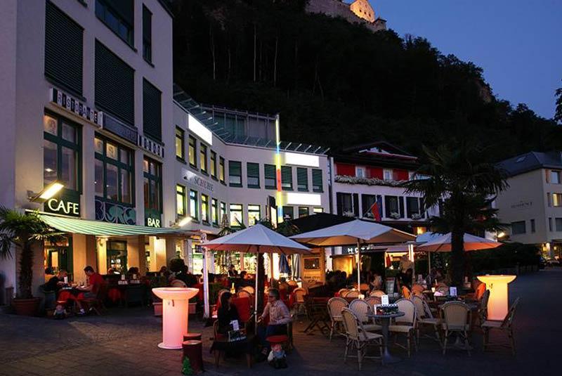 رستوران برگ براسری - لیختنشتاین