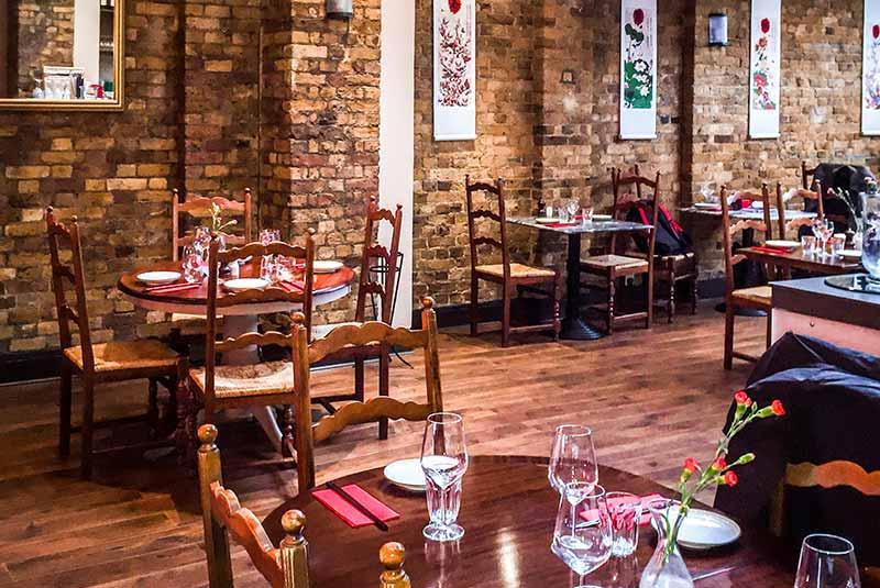رستوران مای سیچوان - آکسفورد