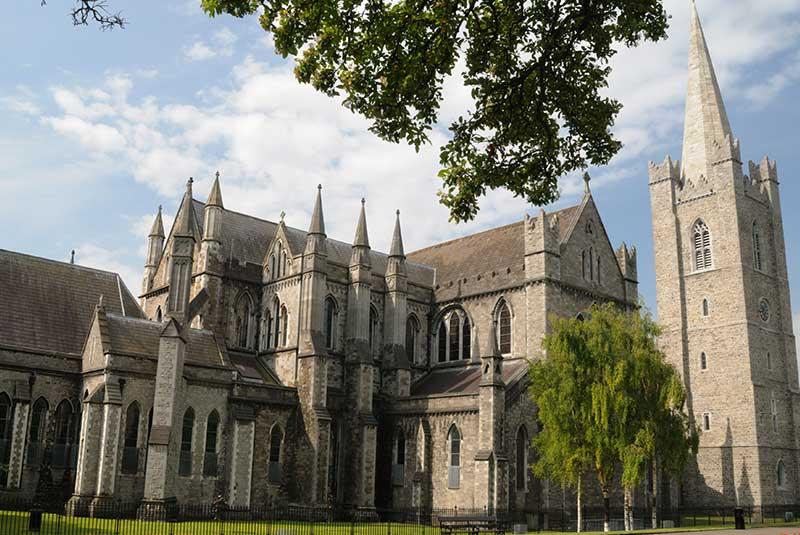 کلیسای سن پاتریک - دوبلین
