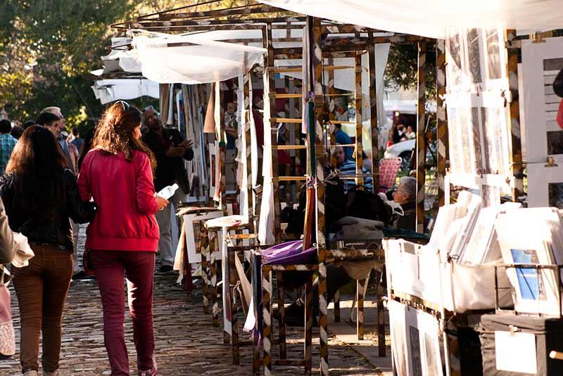 بازارهای سرباز بوینس آیرس - آرژانتین