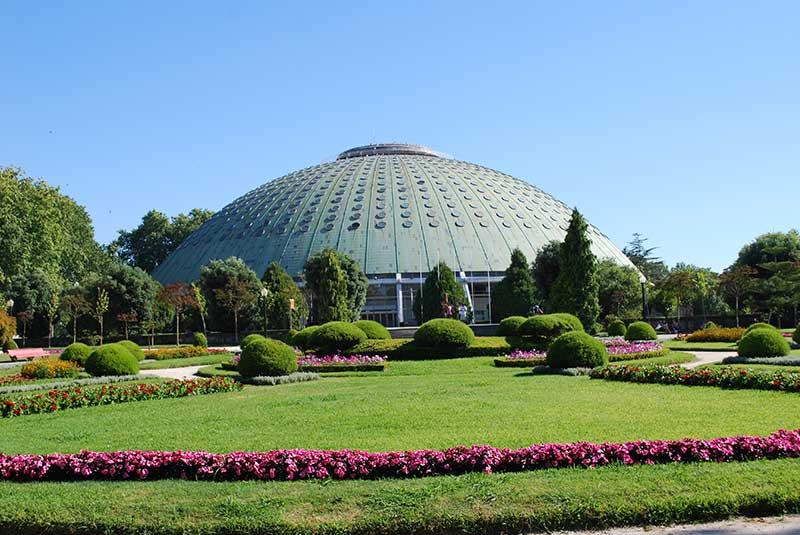 باغ های کاخ کریستال - پورتو