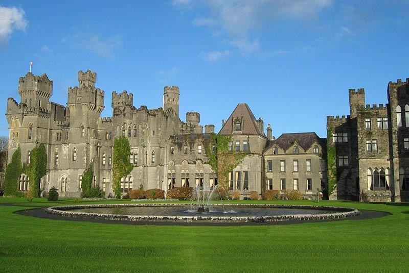 قلعه اشفورد ایرلند
