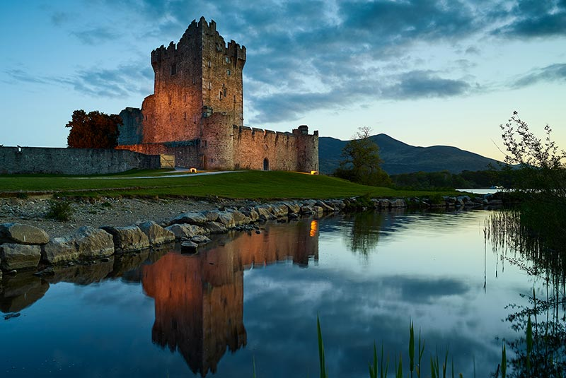 قلعه راس ایرلند