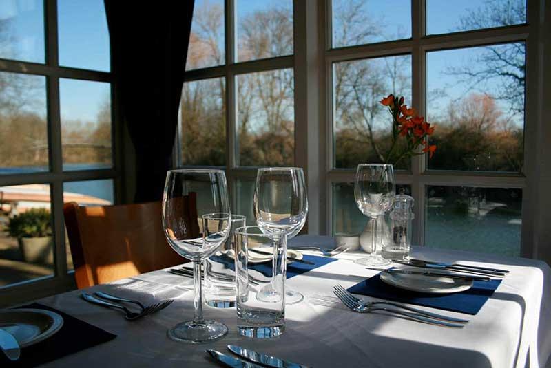 رستوران چروِل بوت هاوس - آکسفورد