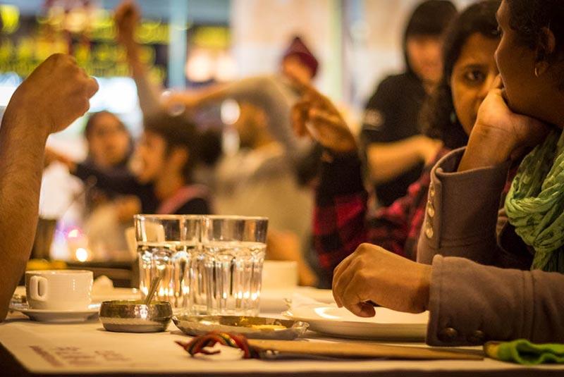 رستوران هندی در تایپه