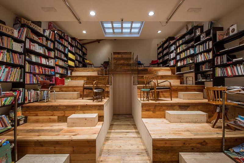 کتابخانه تودو مودو - فلورانس