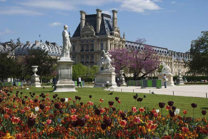 کاخ تویلری پاریس