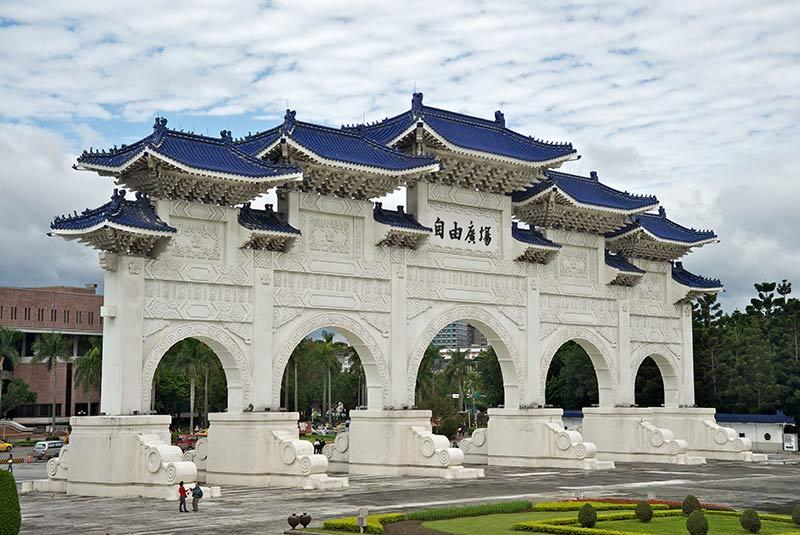 جاذبه های تایوان