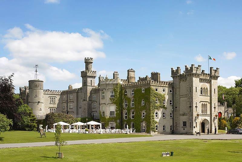 قلعه کابرا ایرلند