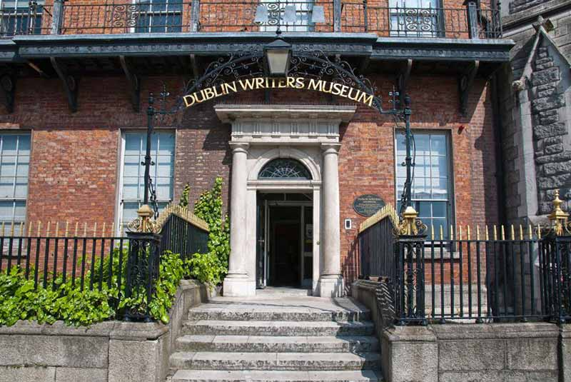 موزه نویسندگان دوبلین